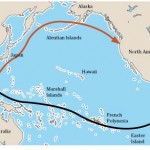 Transpacific in Ice Age